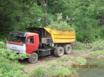 Small HPP Near Jermuk: Whether Public Can Prevent Forest Felling?
