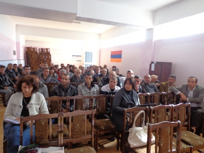 Public Hearings of EIA of Shorzha Magnesium-Silicate and Chromite Ores Mine