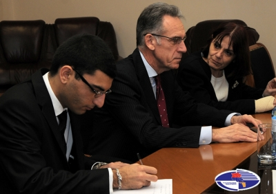 Nature Protection Minister and French Ambassador Discussed Cooperation Issues in Environment
