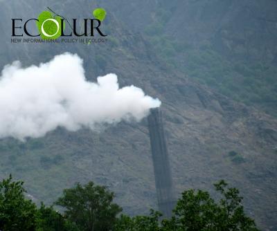 Alaverdi Copper and Molybdenum Combine Smoke Pipe –Threat