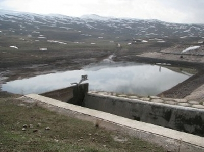 The irrigation system will get 4 reservoirs