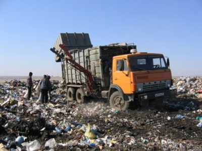 Where Is Yerevan Garbage Taken Away?