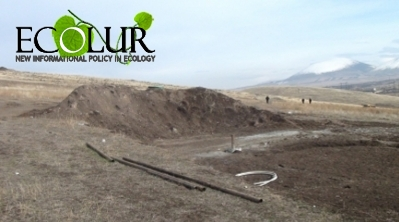 """Healthy Hrazdan"" Civic Initiative To Apply To Armenian Government for Hrazdan Iron Mine Development"