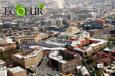 Yerevan Municipality Promising To Increase Green Zone Per Person