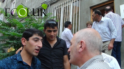 Amulsar Passions Transferred to Yerevan