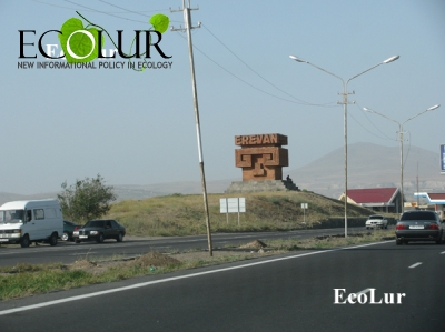 Number of Trees Reduced in EIA of Yerevan Road Construction Project