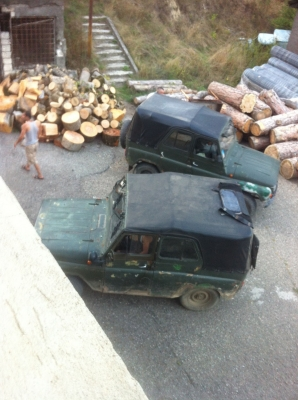 """Dilijan"" National Park Employee Illegally Took Timber out of Forest"