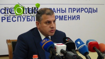 Nature Protection Minister's Final Press Conference for 2014: Water Resources of Ararat Valley, Part 2