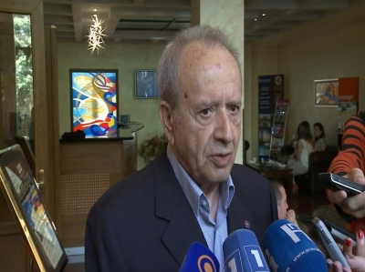 Yuri Javadyan: If We Don't Construct Reservoirs Quickly, We Will Experience 80% of Water Deficit
