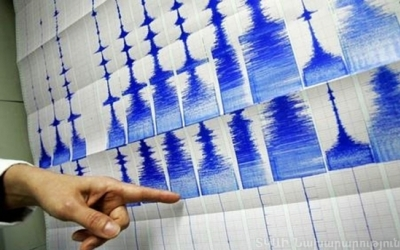 Quake in Azerbaijan Area
