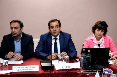 In Armenia It is Planned to Decrease Use of Materials Eroding the Ozone Layer By 35 Percent