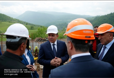 Armenian PM: Vallex Group Has Financial Problems