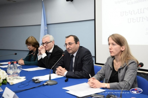 New Stage of Commitment Implementation Undertaken by Armenia in Frames of Paris Agreement Launched