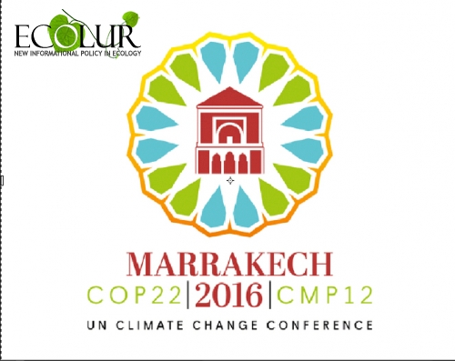 Armenia as Observer at the Twenty-second Session of Conference of Parties (COP 22) in Marocco