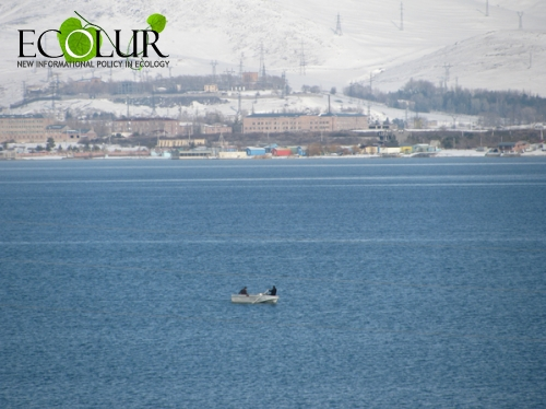 Fishing in Lake Sevan Banned Starting from 1 December