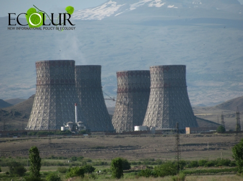 25 Communities in Primary Risk Zone in Case of Any Probable Breakdown at Armenian Nuclear Power Plant