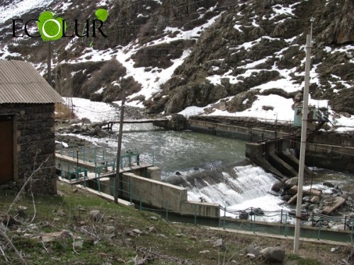 'Action Plan Aimed at Solution to Environmental Problems in Small Hydropower' To De Developed