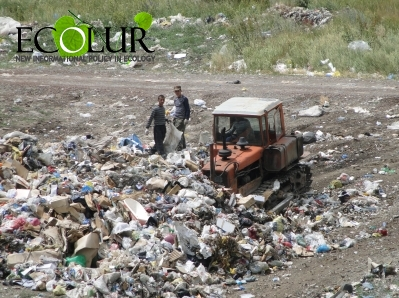 Nature Protection Ministry Initiating 'South-North Armenia Without Garbage' Action