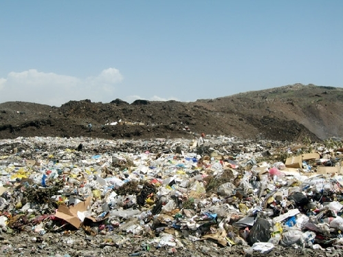 Yerevan Municipality Submitting Explanations to EcoLur on Yerevan Household Waste Management Loan Program