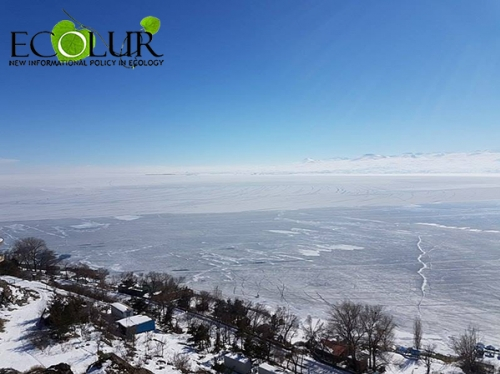 Frozen Sevan (Photos)