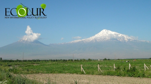 Exclusive Phenomenon Observed in Ararat Valley