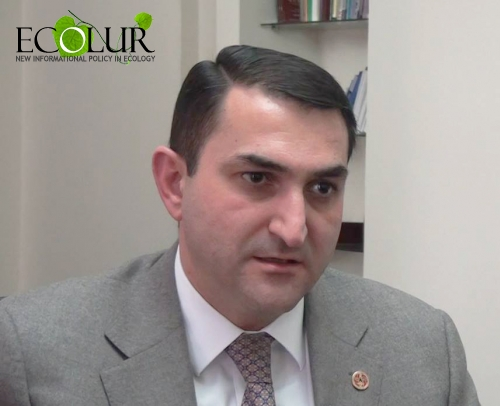 Yerevan Deputy Mayor Promises: We Will Have A Landfill Site with Contemporary Criteria