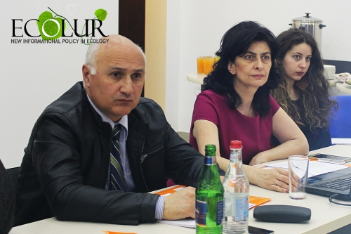 Proposed to Establish One Single Body for Management of Forests in Armenia