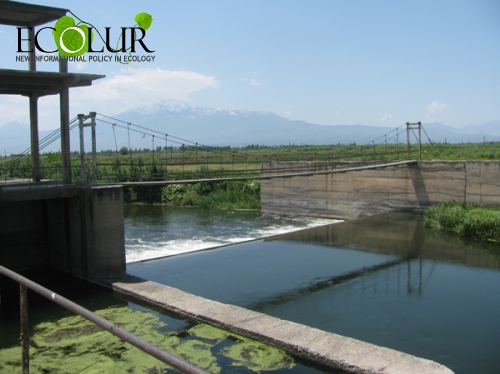 Water Volumes Used for Irrigation and Fish Breeding in Ararat Valley To Be Reduced Half