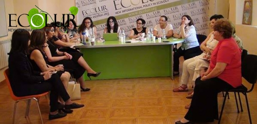 Women's Role in Energy - Actual Topic for Armenia