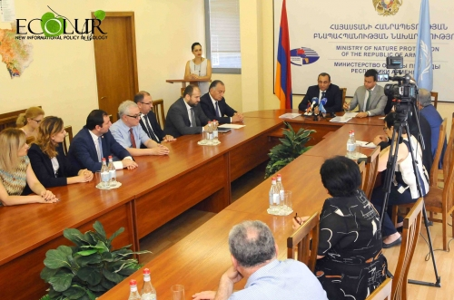 Green Climate Fund Allocated US $ 20 Million Grant To Armenia To