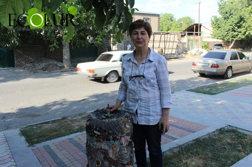 Qaghtsrashen Project Violates Person's Right To Live in Their Native Country: Garni Resident Arusyak Ayvazyan Says (Photos)