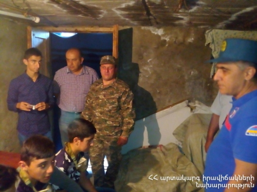 Training Held in Armavir on Safety Measures for Population in Case of Accidents at ANPP