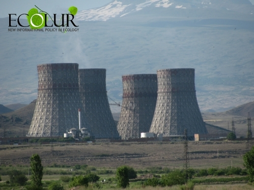 'Rosatom Service' Delivered First Turbine Generator for Armenian Nuclear Power Plant