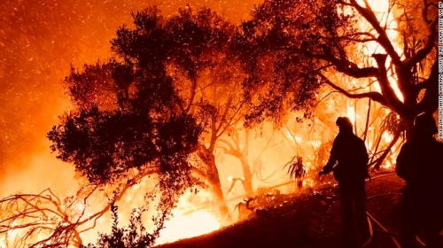 Even Rich Countries Can't Cope with Climate Fires