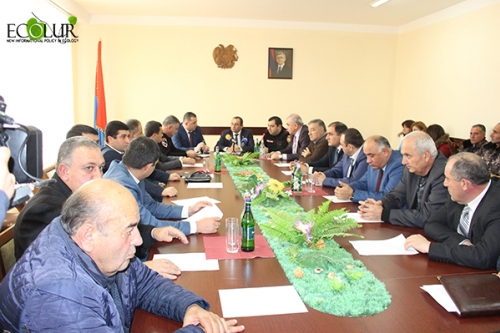 Fishing Ban Measures in Lake Sevan Discussed in Gegharkounik