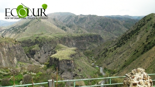 Garni's 'Symphony of Stones' Monument of Nature May Be Transferred to Preservation of Khosrov Forest State Reserve
