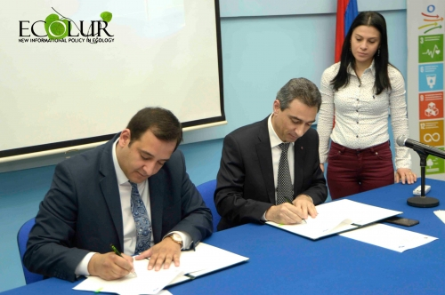 New Specialization To Be Opened In Three Armenian EIs For Protection of Ozone Layer