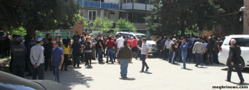 Agarak Copper and Molybdenum Combine Employees Continuing Their Strike for Already 4 Days