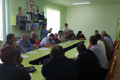 Martuni Area Residents Applying to Nikol Pashinyan To Have Permission To Develop Sand Pits