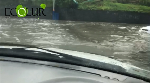Who Is Guilty of Flooding of Yerevan Streets In Heavy Rains?