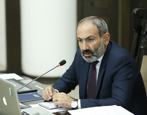 Armenian PM Nikol Pashinyan: Two Main Systems of Energy Sector Shouldn't Have the Same Owner