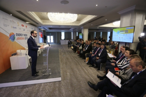 Renewable Energy is One of Economic Development Priorities for Armenia: Tigran Avinyan