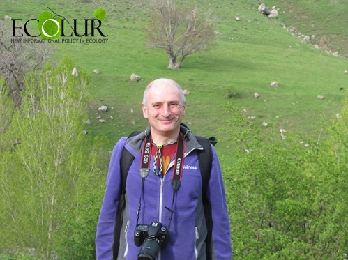 Lydian Armenia vs Environmentalist Levon Galstyan: Court Hearing Adjourned Upon Company's Proposal