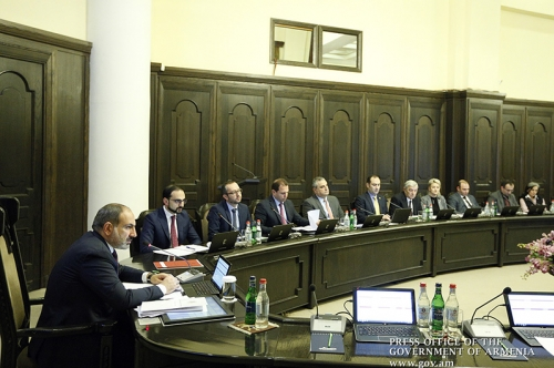 Construction of New Thermal Power Plant with 250 MW Capacity To Be Launched in Yerevan in Near Future