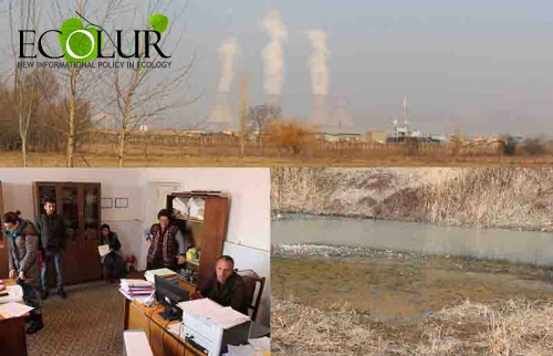 Bundle of Problems in Artashar Community: in ANPP Impact Zone, Polluted with Sewage and without Irrigation Water