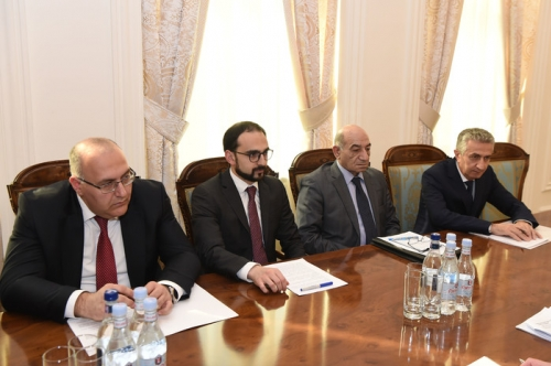 Construction of New Nuclear Power Plant in Armenia Examined