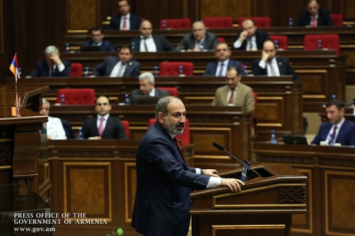 We Are Assured Teghout Mine To Be Reopened: Nikol Pashinyan