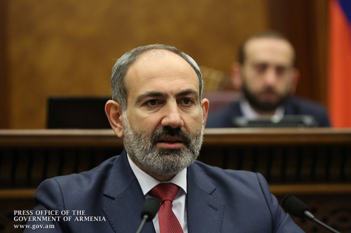 Pashinyan on Amulsar: