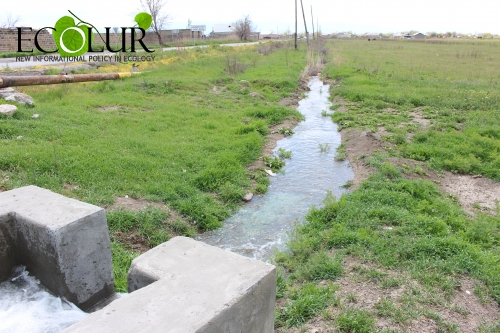 It Is Possible to Introduce Systems for Using Discharge Water of Fish Farms in Ararat Valley