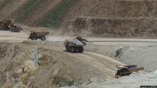 Teghout Mine and Ore Dressing Plant To Resume Operation Starting from 1 July